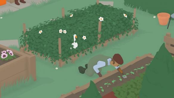 《搗蛋鵝》游戲截圖