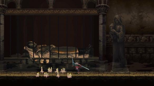 《瀆神Blasphemous》游戲截圖-2