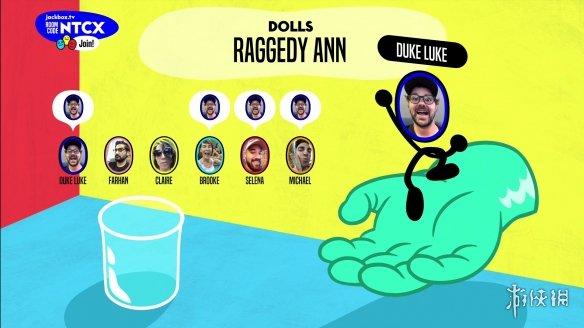 《杰克盒子的派对游戏包6》游戏截图