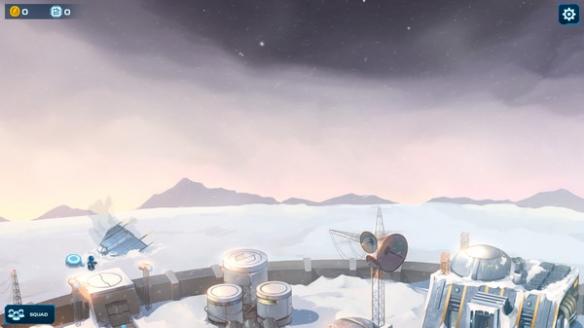 《太空大陸》游戲截圖