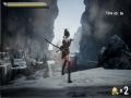 《双刃:女忍者之战》游戏截图-4
