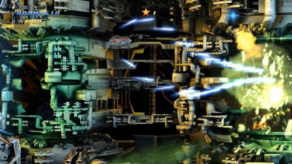 《旋风战机EX》游戏截图