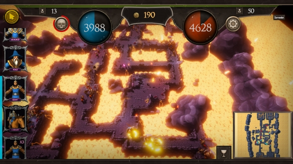《陨落帝国》游戏截图