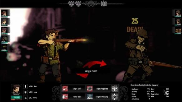 《華沙》游戲截圖-3