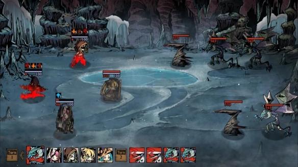 《漩渦迷霧》游戲截圖-2