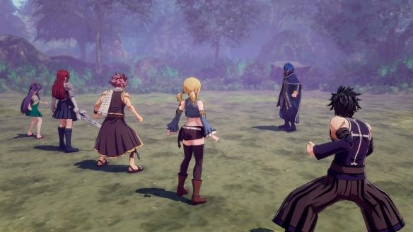 《妖精的尾巴》游戏截图-1