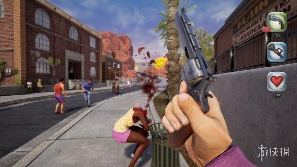 《喋血街头4》游戏截图3