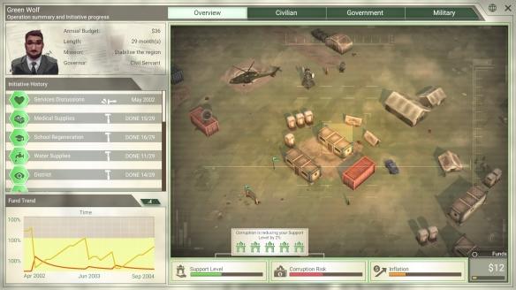 《反叛公司》游戏截图