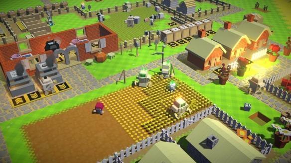 《機器人殖民地》游戲截圖