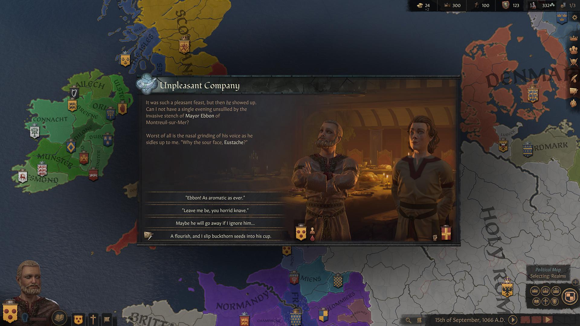十字军之王3/王国风云3/Crusader Kings III(更新1.1版)插图3