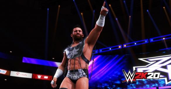 《WWE 2K20》游戲截圖-2