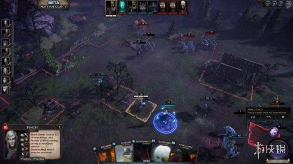 《永生之境:吸血鬼战争》游戏截图