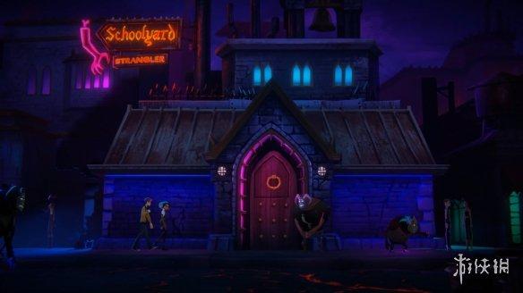 《派对之后》游戏截图