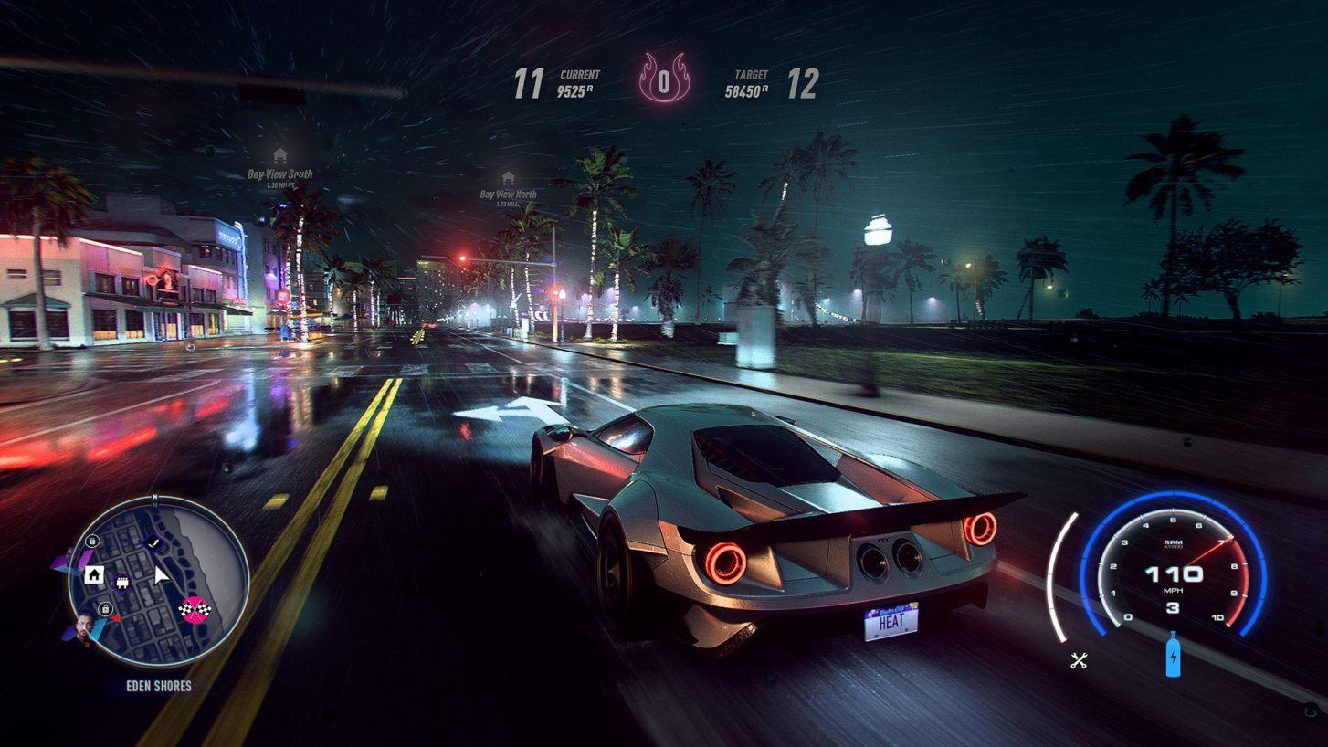 极品飞车21:热度/赠1-20合集 Need for Speed:Heat