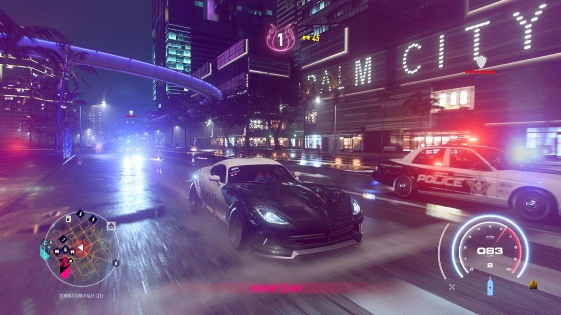 《极品飞车21:热度》游戏截图-15