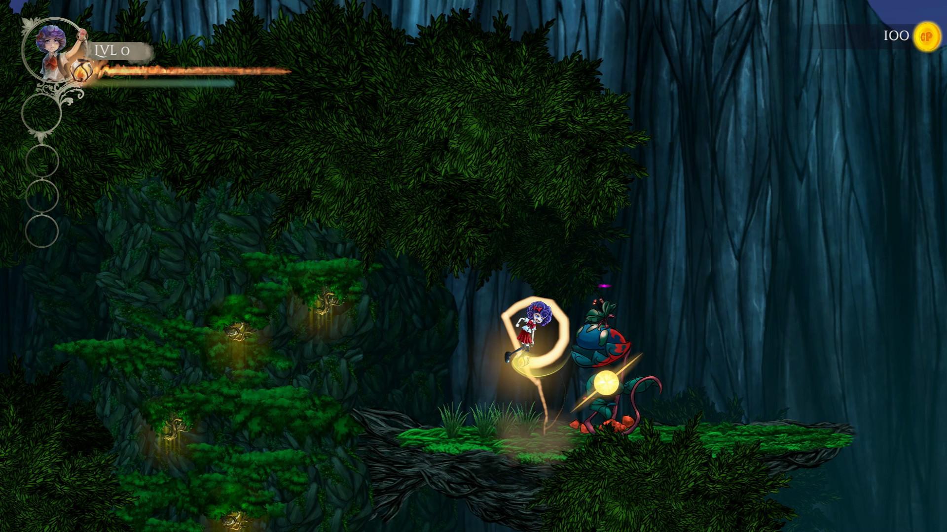 《幽灵游行》游戏截图-2