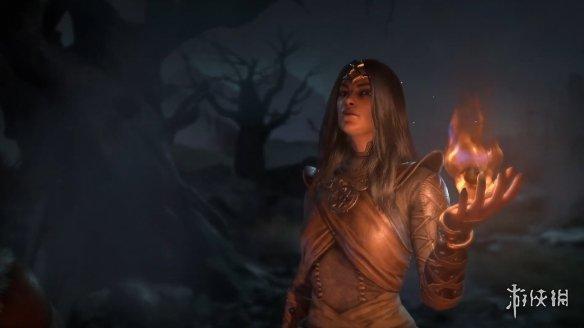 暗黑破坏神4巫师职业怎么玩暗黑4巫师玩法演示视频