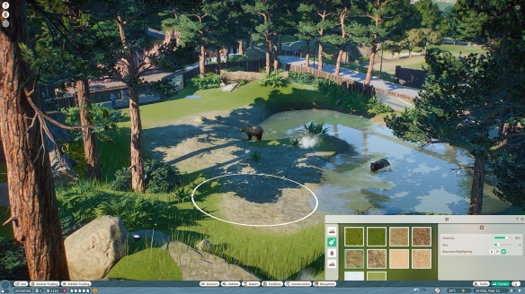 《动物园之星》游戏截图-2