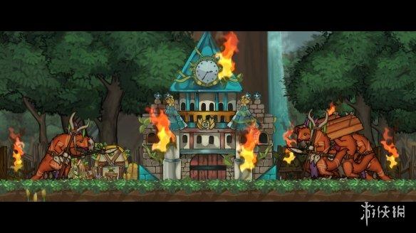 《夜间城邦》游戏截图1
