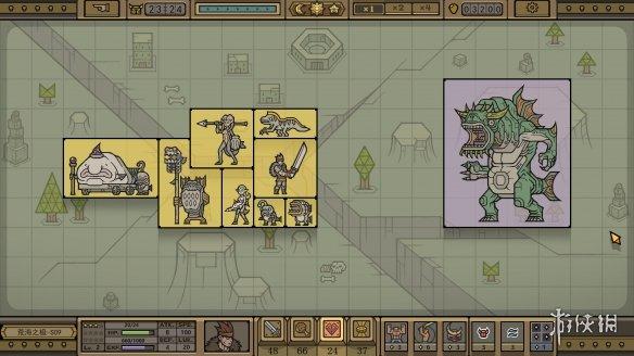 《军团》游戏截图