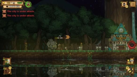 《夜间城邦》游戏汉化截图