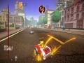 《加菲猫卡丁车:激情竞速》游戏截图-2