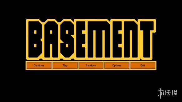 《Basement》游戲截圖