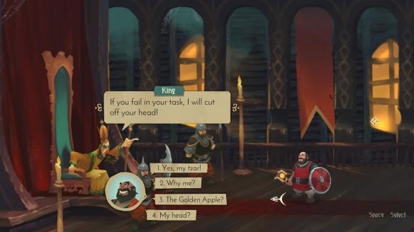 《Yaga》游戏截图