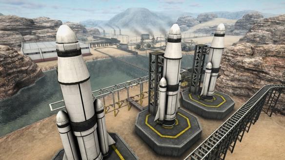 《自動化帝國》游戲截圖