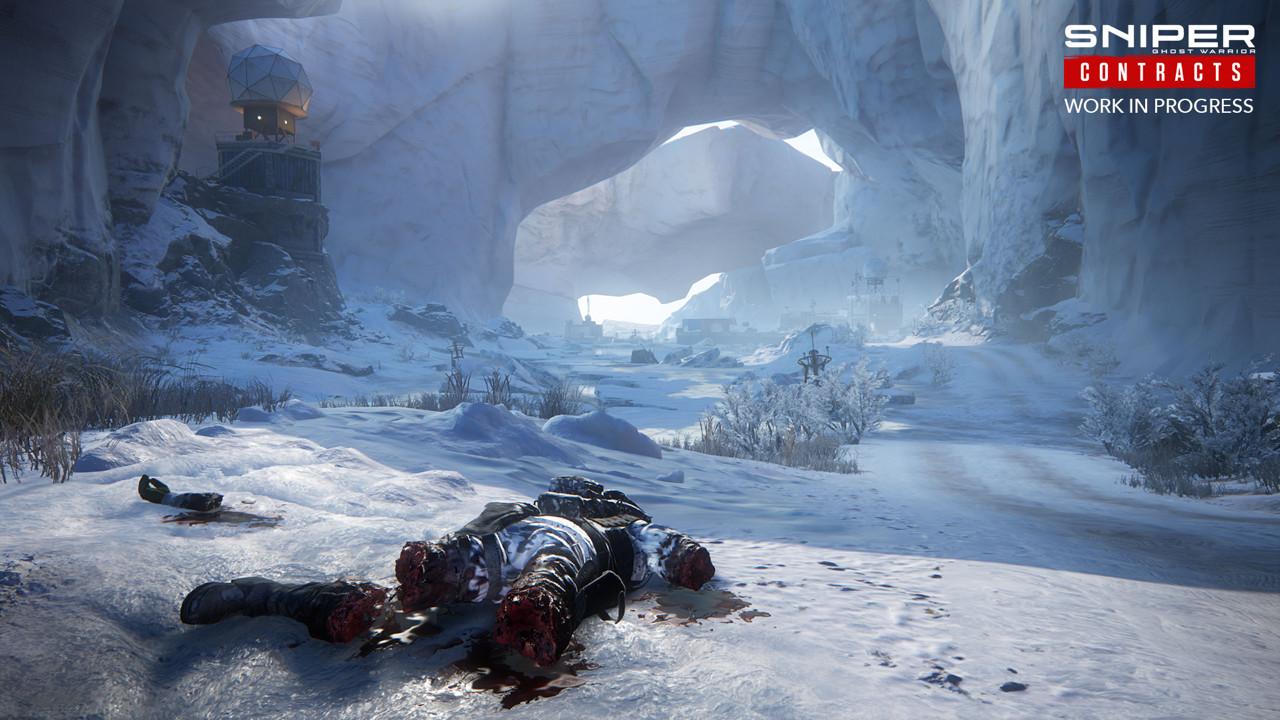狙击手:幽灵战士契约Build 20210125整合全DLC 更新版本