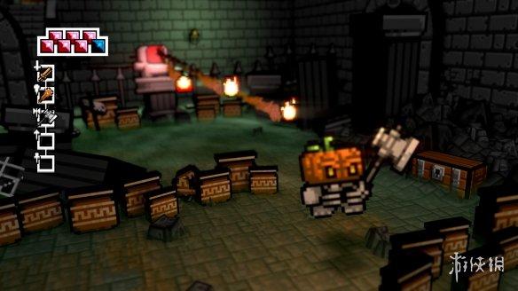 《骷髅小子》游戏截图