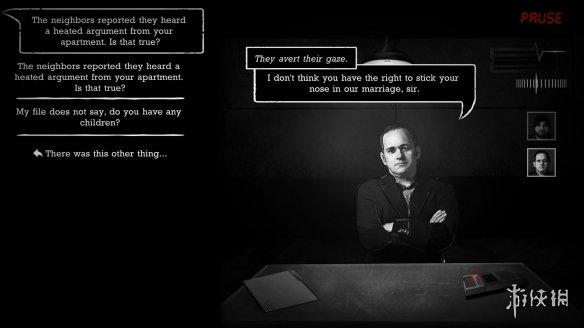 《審訊:你會被欺騙》游戲截圖