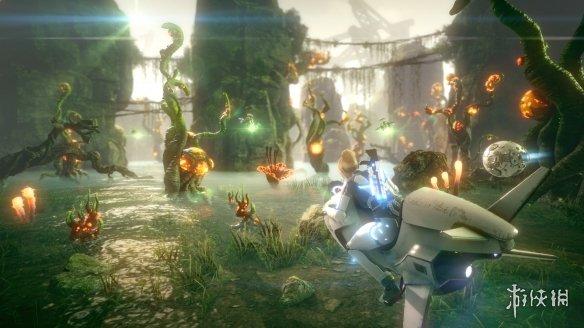 《遥远之地:伊甸计划》游戏截图