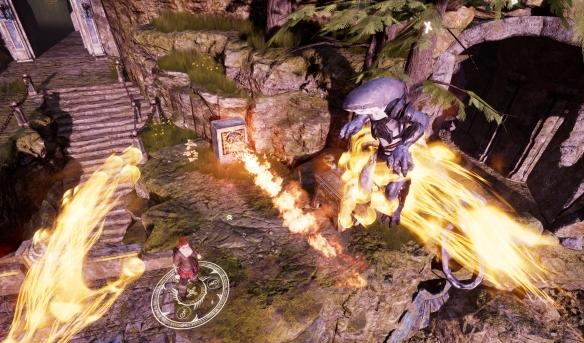 《阿斯加德之怒》游戏截图