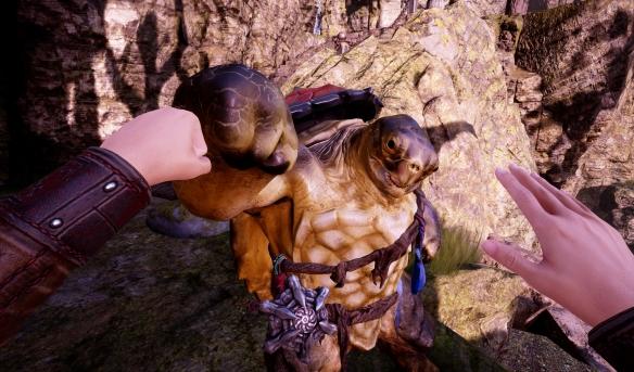 《阿斯加德之怒》游戲截圖