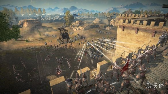 《鐵甲雄兵》游戲截圖