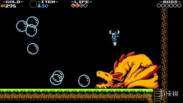 《铲子骑士:希望之铲》游戏截图