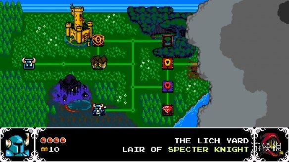 《鏟子騎士:希望之鏟》游戲截圖