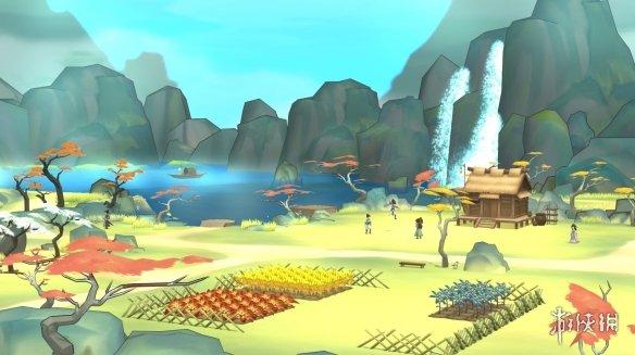 《一方靈田》游戲截圖