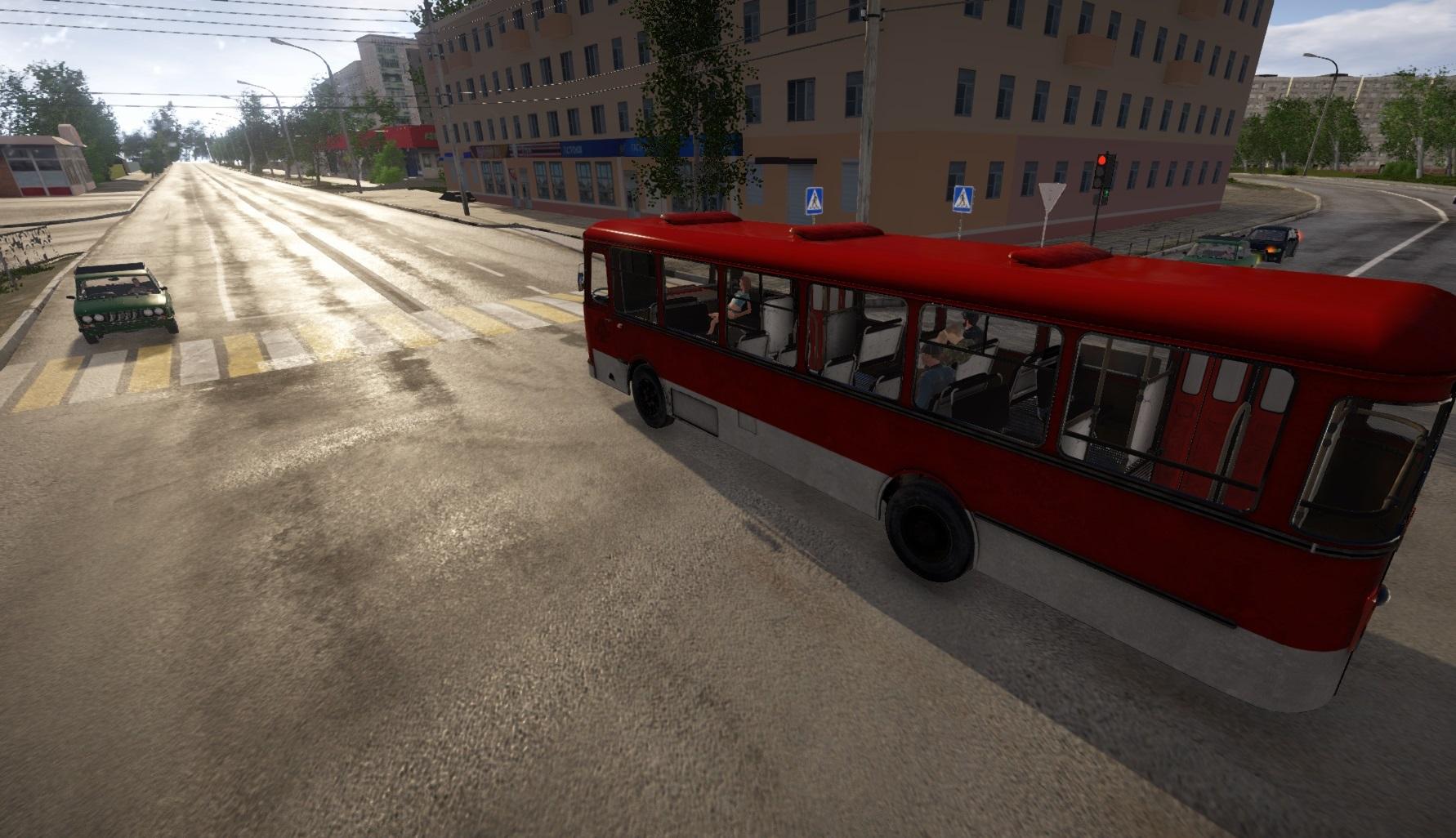 巴士司机模拟器2019 Bus Driver Simulator 2019
