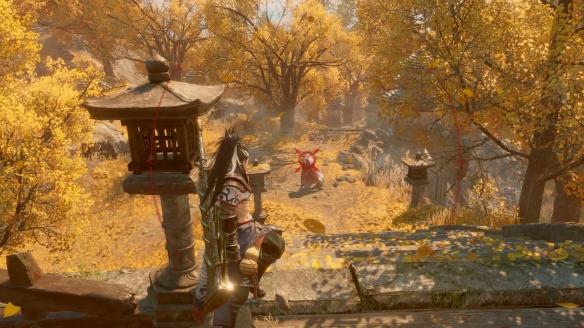 《永劫無間》游戲截圖