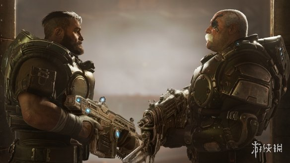《战争机器 战略版》游戏截图