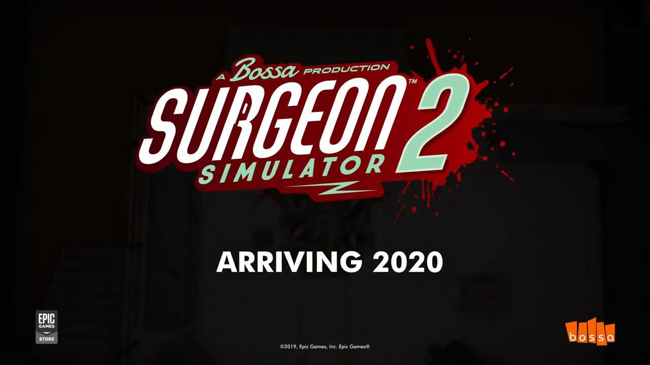 外科模拟2 英文免安装版
