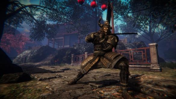 《武士模拟器》游戏截图