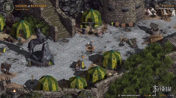 Aralos: Four Kingdoms Game Screenshot 2
