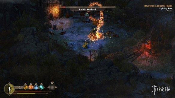 Aralos: Four Kingdoms Game Screenshot 5