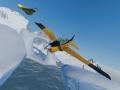 《轻木模型飞机模拟器》游戏截图-3小图
