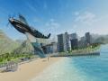《轻木模型飞机模拟器》游戏截图-2小图