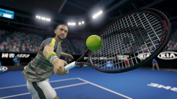 《澳洲國際網球2》游戲截圖