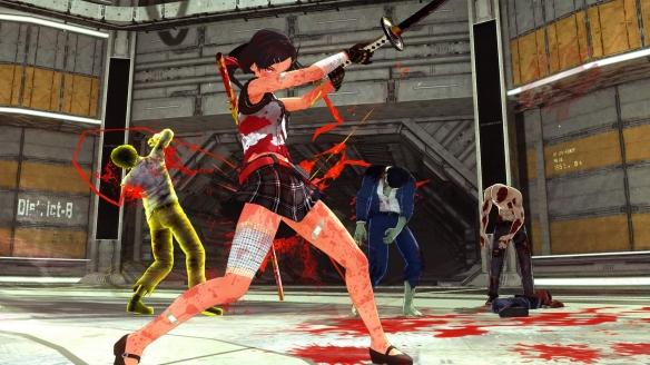 《御姐玫瑰:起源》游戏截图-2